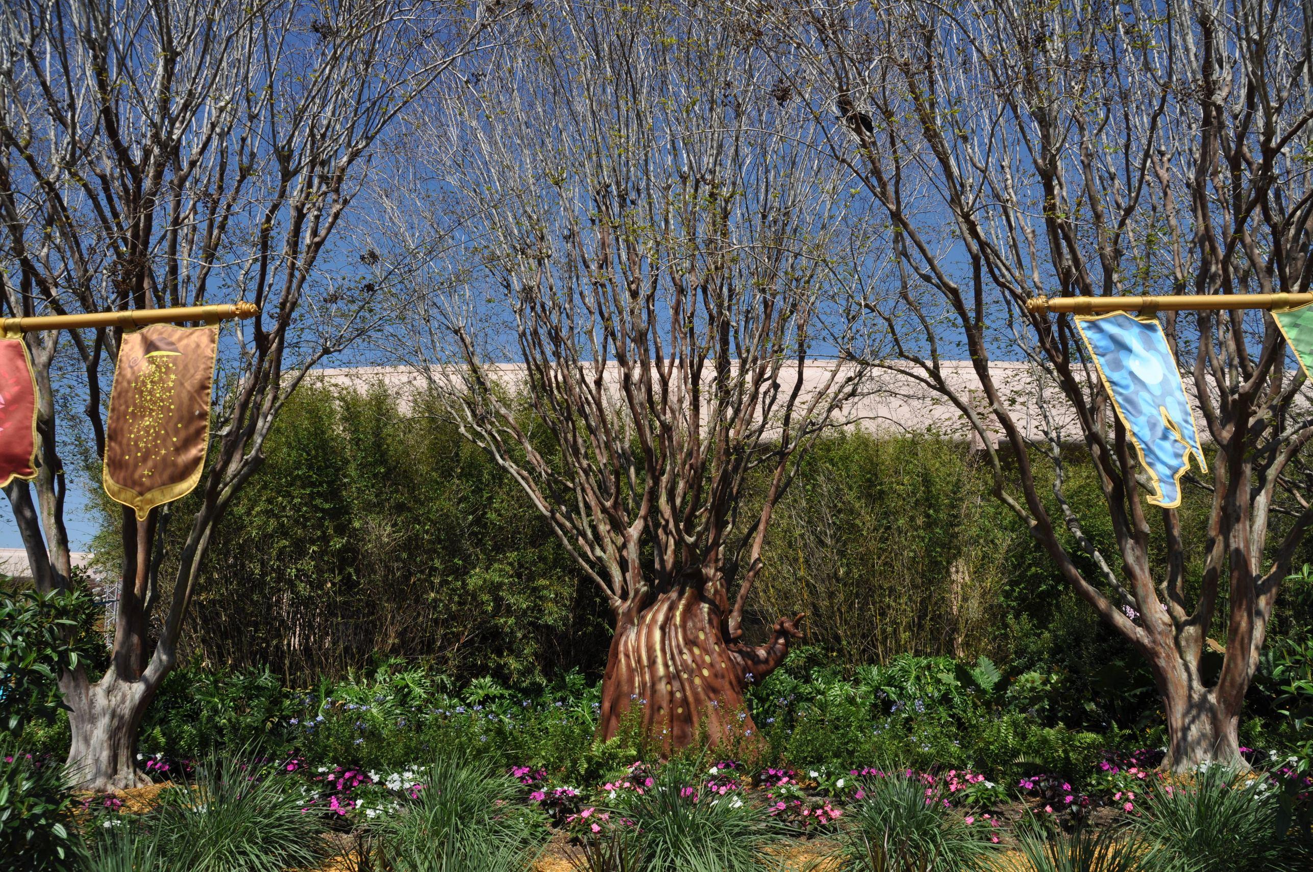 Pixie Dust Tree