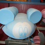 Mickey Ears for a Baby Boy
