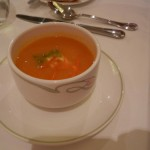 Curried Carrot and Apple Soup