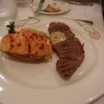 Grilled NY Strip Steak