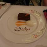 """Sacher"" Chocolate Torte"