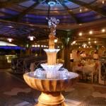 Cherub Mickey Fountain