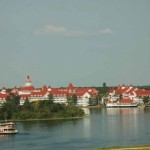 View of the Grand Floridian Resort