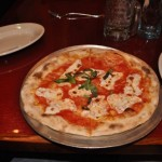 Via Napoli Margherita Pizza - Tomato Mozzarella, Basil
