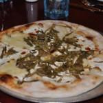 Via Napoli Carciofi Pizza - Artichoke, Truffle Oil, Pecorino, Mozzarella