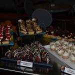 Chocolate Covered Strawberries Cheesecake and Tarts