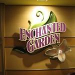 Enchanted Garden Entrance Sign