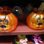 Mickey Trick or Treat Pumpkin Buckets