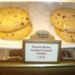 Karamell Kuche Peanut Butter Caramel Crunch Cookie