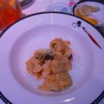 Black Truffle Pasta Purseittes
