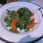 Curly Endive, Arugula and Watercress Salad