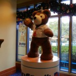 Duffy The Disney Bear at Downtown Disney