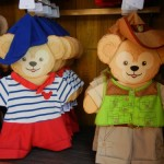Duffy The Disney Bear France & Safari Costume