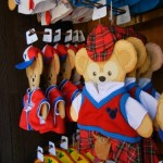 Duffy the Disney Bear United Kingdom Costume