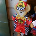 Duffy the Disney Bear Cars Lightning McQueen Costume