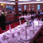Animator's Palate Restaurant Seating