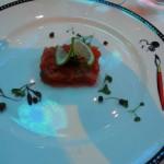 Smoked Salmon Tartare