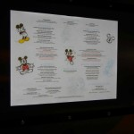 Disney Fantasy Animator's Palate Menu