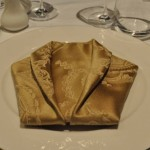Look at this Napkin Fold!