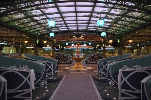 Disney Food Friday Disney Cruise Line 39 S Enchanted Garden