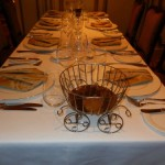Royal Court Table Setting