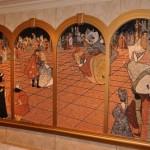 Disney Fantasy Cinderella Mural
