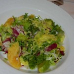 Avocado-Citrus Salad