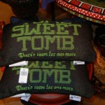 Haunted Mansion Pillow