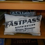 FASTPASS Pillow
