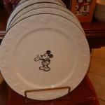 Disney Mickey Dishes
