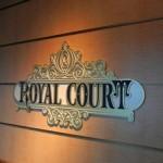 Disney Fantasy Royal Court Entrance