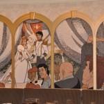 Royal Court Mural