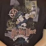Old Key West Men's T-Shirt Back