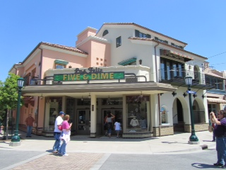 Los Feliz Five and Dime on Buena Vista Street