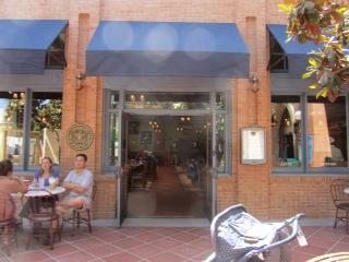 Fiddler Fifer and Practical Café and Bakery (sponsored by Starbucks)