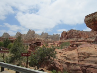 Cars Land Radiator Springs