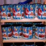 Art of Animation Logo Coffee Mugs.  I need to get one of these...