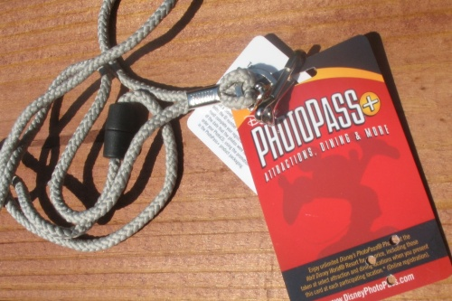 PhotoPass Plus Lanyard