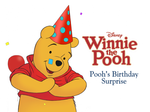 Pooh's Birthday Surprise 1
