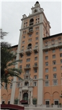The famous Biltmore Hotel Tower