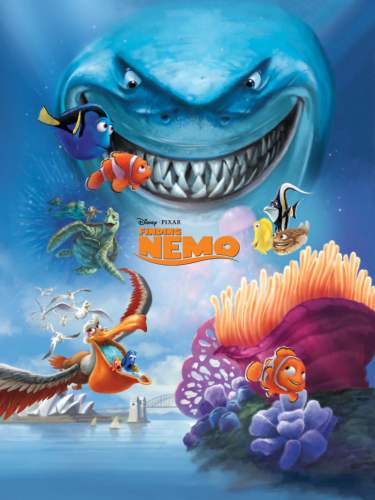 Finding Nemo Comic 1