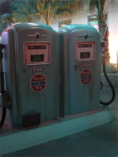 Carsland Gas Pumps