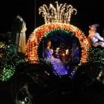 Main Street Electrical Parade Cinderella Coach