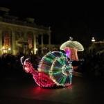 Main Street Electrical Parade Snail