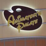 Animator's Palate onboard the Disney Fantasy