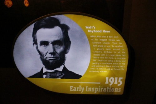 Lincoln - Boyhood Hero