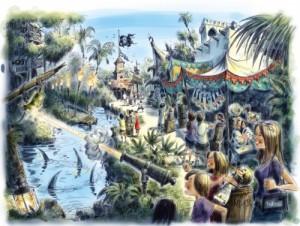 Pirate's Adventure - Treasures of the Seven Seas