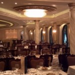 Royal Court dining room