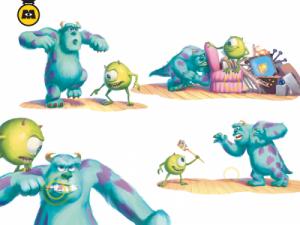 Monsters Inc 4