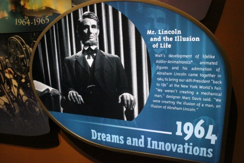 About Mr. Lincoln